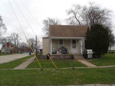 Marshall County Single Family Home For Sale: 324 N Marshall St.