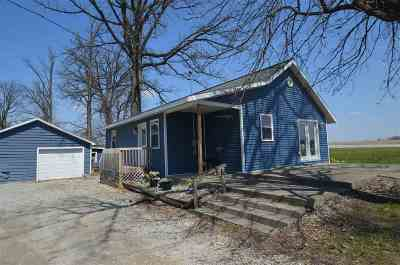 Columbia City Single Family Home For Sale: 3606 W Goss Road