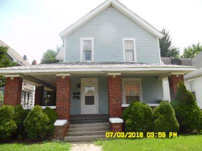 Marion Multi Family Home For Sale: 1005 W 3rd Street