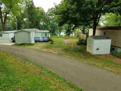 Angola Manufactured Home For Sale: 40 Lane 101f Jimmerson Lk # B-7