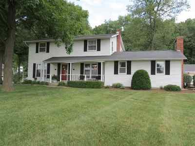 New Haven Single Family Home For Sale: 10333 Seiler Road