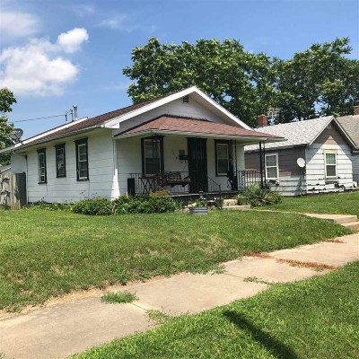 Marion Single Family Home For Sale: 1618 W Spencer Avenue