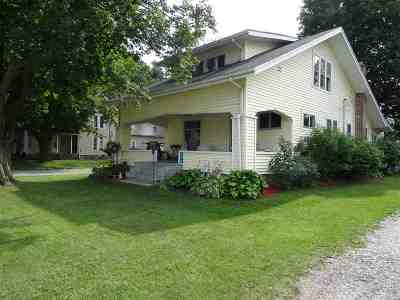 LaGrange County Single Family Home For Sale: 309 N Main St