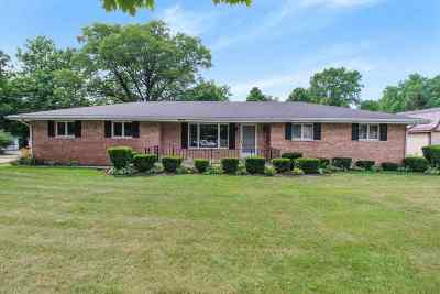 Elkhart Single Family Home For Sale: 59275 County Road 3