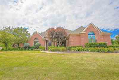 Fort Wayne Single Family Home For Sale: 11225 Bittersweet Creek Run
