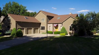 Winona Lake Single Family Home For Sale: 1706 S St. Andrews Rd. E.