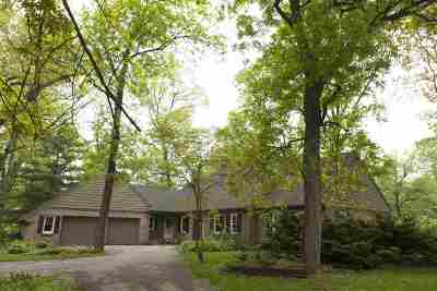 Mishawaka Single Family Home For Sale: 13908 Scout