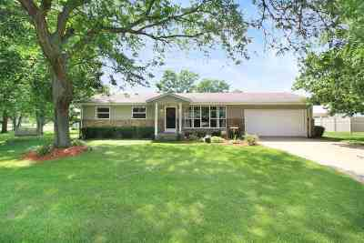 Elkhart Single Family Home For Sale: 60179 Surrey Lane