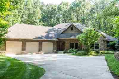 South Bend Single Family Home For Sale: 21938 Alpine Ridge Drive