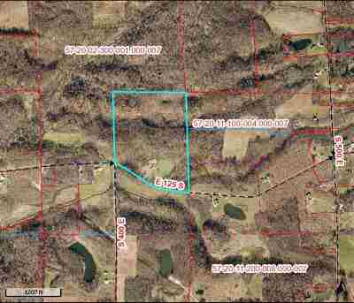 Lagrange County, Noble County Residential Lots & Land For Sale: E 125 S