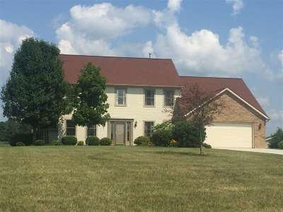 Columbia City Single Family Home For Sale: 5850 Ashford Drive