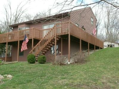 Steuben County Single Family Home For Sale: 175 Lane 201 A Ball Lake
