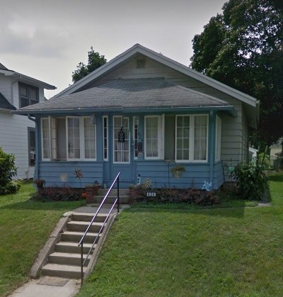 Marion Single Family Home For Sale: 424 E Marshall