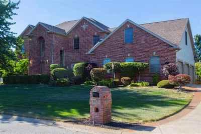 Granger Single Family Home For Sale: 14197 Linwood Court