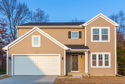 St. Joseph County Single Family Home For Sale: 933 Vawter Circle