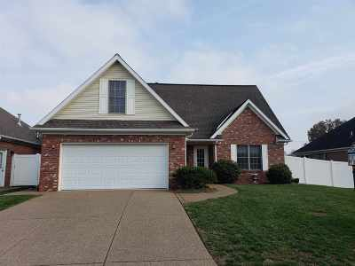 Evansville Single Family Home For Sale: 5819 Porterfield Drive