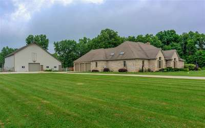 Mishawaka Single Family Home For Sale: 11601 Roosevelt Road