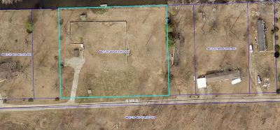 Lagrange County, Noble County Residential Lots & Land For Sale: 4625 E 160 S