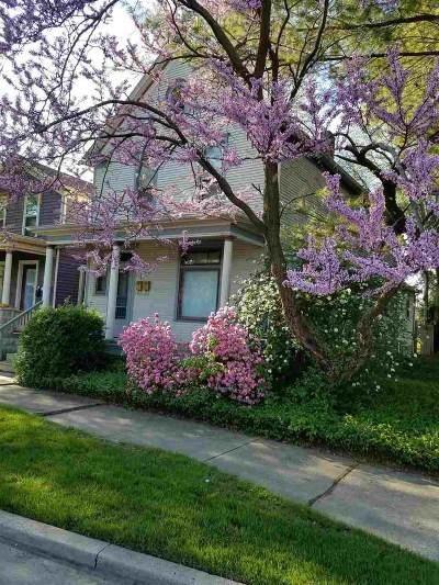 Allen County Multi Family Home Back On Market: 1321 W Jefferson Boulevard