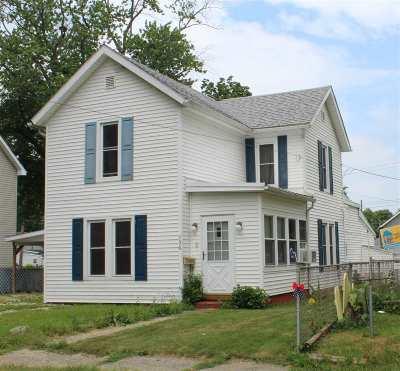 Huntington Single Family Home For Sale: 736 Olinger Street