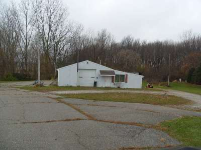 Marshall County Single Family Home For Sale: 1281 Miami Tr.