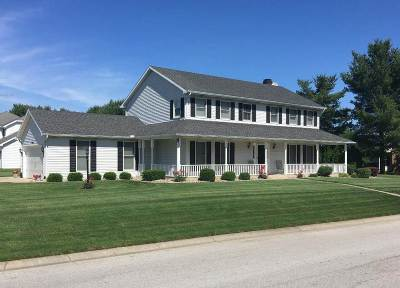 Granger Single Family Home For Sale: 52160 Wyndham Crest Court