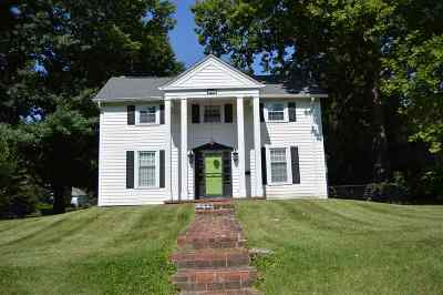 Lafayette Single Family Home For Sale: 1314 S 12th Street