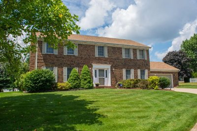 Granger Single Family Home For Sale: 53223 Lehner Court