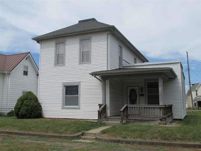 Huntington Single Family Home For Sale: 515 N Mayne Street