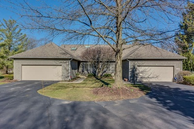 South Bend Condo/Townhouse For Sale: 1307 Erskine Manor Hill