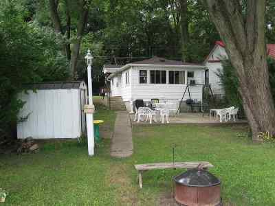 Akron IN Single Family Home For Sale: $69,900