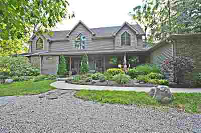 Allen County Single Family Home For Sale: 17905 Hand Road