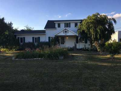 Berne IN Single Family Home For Sale: $139,900