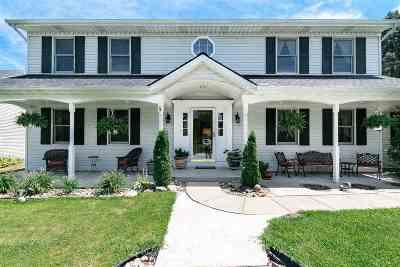 Granger Single Family Home For Sale: 50736 Canyon Lane