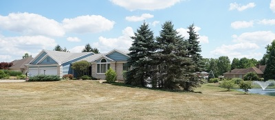 Fort Wayne IN Single Family Home For Sale: $379,900