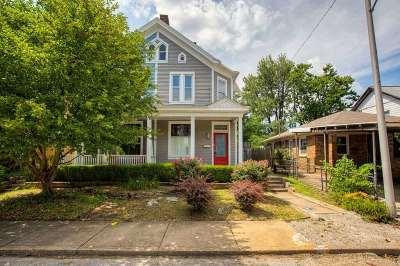 Evansville Single Family Home For Sale: 210 Oak St