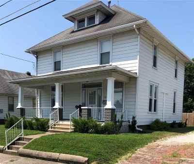 Jasper Single Family Home For Sale: 1425 Vine Street