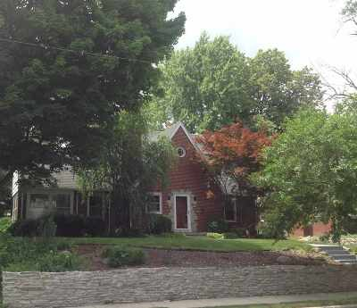 Lafayette Single Family Home For Sale: 516 S 9th Street
