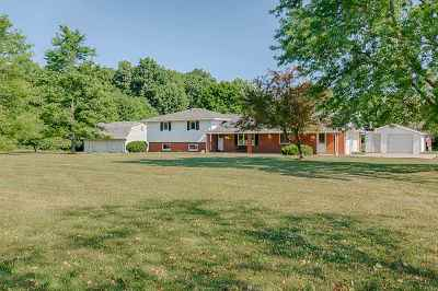 Fort Wayne IN Single Family Home For Sale: $250,000