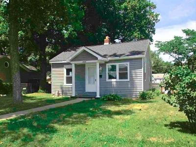 Evansville Single Family Home For Sale: 2244 Kathleen Ave