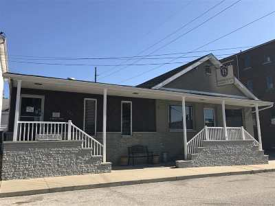 Dubois County Commercial For Sale: 222 E 12th Street
