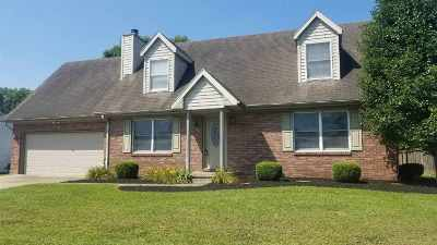 Evansville IN Single Family Home For Sale: $195,000