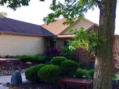 Columbia City Single Family Home For Sale: 1769 E Schug