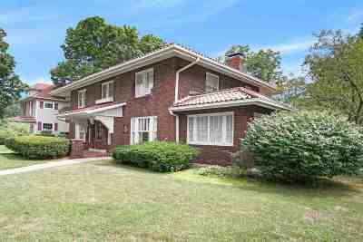 Elkhart Single Family Home For Sale: 1035 E Jackson Boulevard
