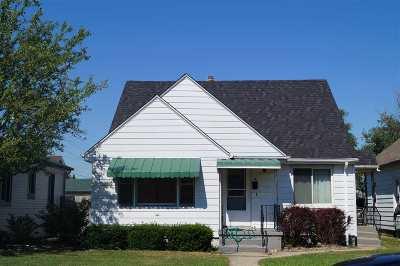 Mishawaka Single Family Home For Sale: 601 Alabama