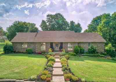 Boonville Single Family Home For Sale: 1414 Wilson Street