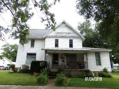 Steuben County Single Family Home For Sale: 9710 W State Rd 120