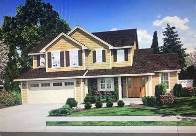 St. Joseph County Single Family Home For Sale: 5502 Bay Char Court