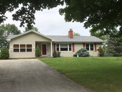 Marshall County Single Family Home For Sale: 16600 Sr 10