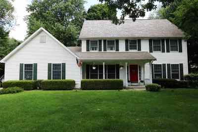 Granger IN Single Family Home For Sale: $260,000